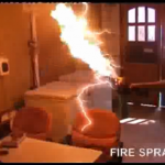 Fire Spray