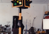 Remote Traffic light